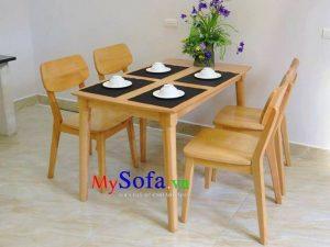 Cửa hàng bán bàn ghế ăn đẹp và nội thất tại Lạng Sơn